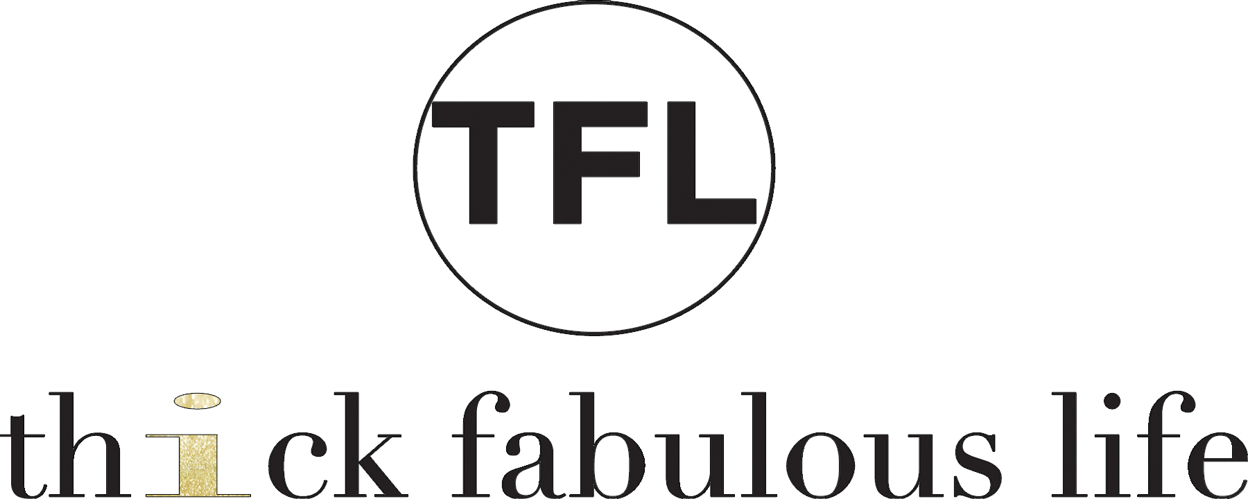 Thick Fabulous Life - TFL is a Blogazine Celebrating Curvaceous Women Living the Fabulous Life.