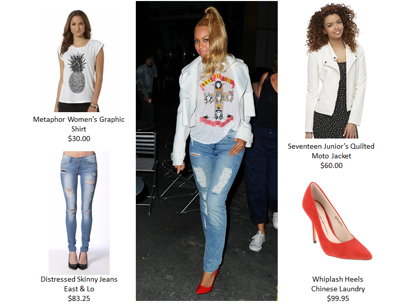 Beyonce's Must-Have Spring Style