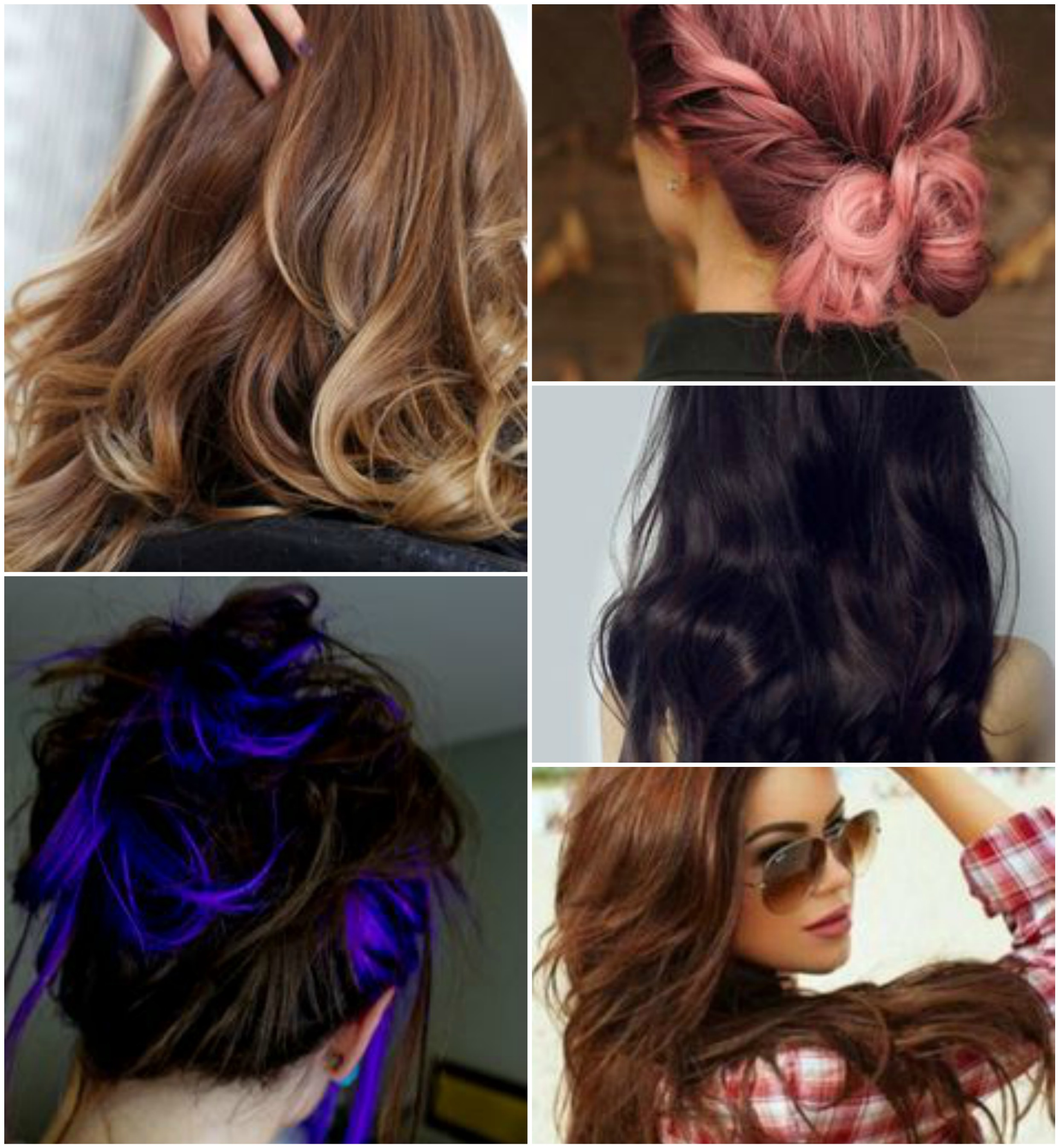 Top 5 Hair Color Trends For Winter 2016 Thick Fabulous Life